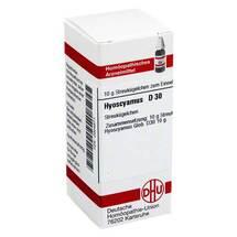Produktbild Hyoscyamus D 30 Globuli