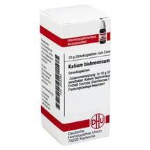 Produktbild Kalium bichromicum C 30 Globuli