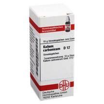 Produktbild Kalium carbonicum D 12 Globuli