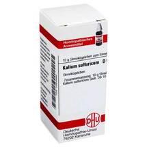 Produktbild Kalium sulfuricum D 6 Globuli