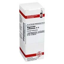 Produktbild Magnesium carbonicum D 6 Dilution