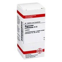 Magnesium carbonicum D 8 Tabletten Erfahrungen teilen
