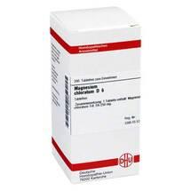 Magnesium chloratum D 6 Tabletten
