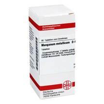 Produktbild Manganum metallicum D 4 Tabletten