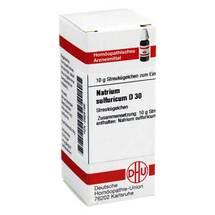 Produktbild Natrium sulfuricum D 30 Globuli