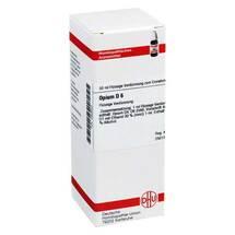 Opium D 6 Dilution