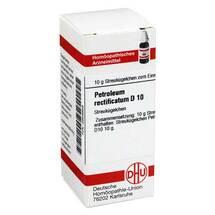 Produktbild Petroleum rectificatum D 10 Globuli