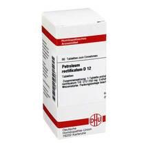 Petroleum rectificatum D 12 Tabletten