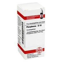 Phosphorus D 10 Globuli