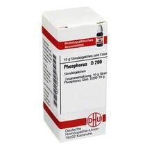 Produktbild Phosphorus D 200 Globuli
