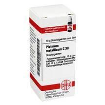 Produktbild Platinum metallicum C 30 Globuli