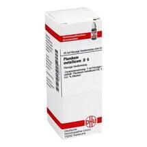 Produktbild Plumbum metallicum D 6 Dilution