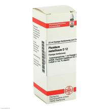 Plumbum metallicum D 12 Dilution