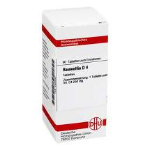 Produktbild Rauwolfia D 4 Tabletten