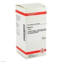 Produktbild Ruta D 4 Tabletten