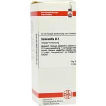Produktbild Sabdariffa D 2 Dilution