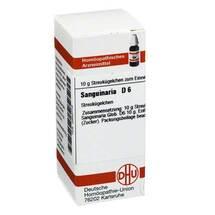 Produktbild Sanguinaria D 6 Globuli