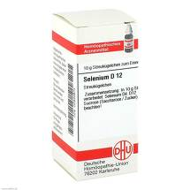 Produktbild Selenium D 12 Globuli