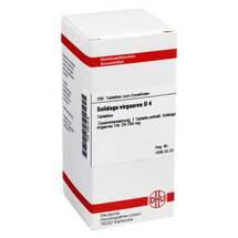 Produktbild Solidago virgaurea D 4 Tabletten
