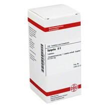 Produktbild Spigelia D 3 Tabletten