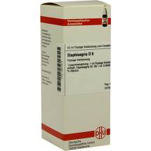 Staphisagria D 6 Dilution