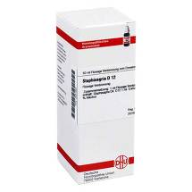 Staphisagria D 12 Dilution