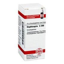 Produktbild Staphisagria C 200 Globuli