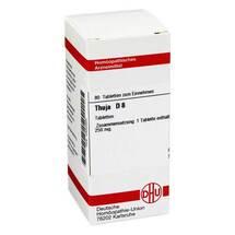 Thuja D 8 Tabletten