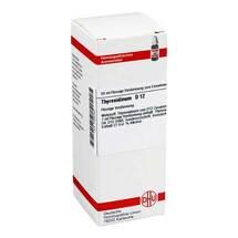 Thyreoidinum D 12 Dilution