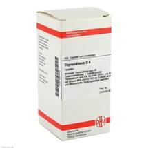Thyreoidinum D 6 Tabletten