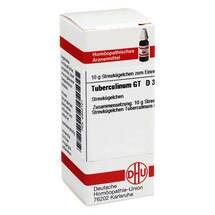 Produktbild Tuberculinum GT D 30 Globuli