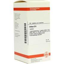 Produktbild Urtica D 6 Tabletten