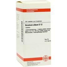Veratrum album D 12 Tabletten