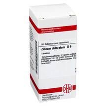 Produktbild Zincum chloratum D 6 Tabletten