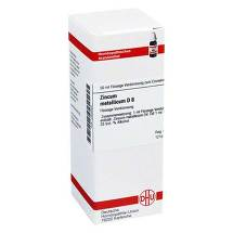 Zincum metallicum D 8 Dilution