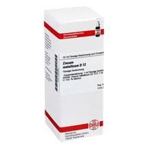 Produktbild Zincum metallicum D 12 Dilution