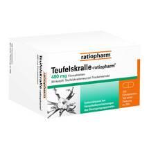 Produktbild Teufelskralle Ratiopharm Filmtabletten