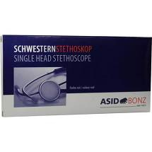 Produktbild Stethoskop Schwester rot
