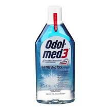 Produktbild ODOL Med 3 Samtweiß polarfrisch Lösung