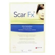 Scar FX Silikon Narben Pflaster 3,75x12,5cm