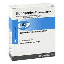 Produktbild Siccaprotect Augentropfen