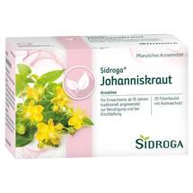 Sidroga Johanniskraut Tee Filterbeutel