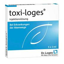 Toxi Loges Injektionslösung Ampullen