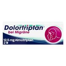 Produktbild Dolortriptan bei Migräne Filmtabletten
