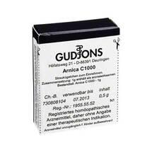 Produktbild Arnica C 1000 Einzeldosis Gl