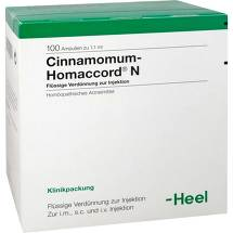Produktbild Cinnamomum Homaccord N Ampullen