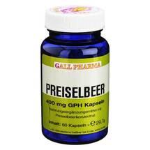 Produktbild Preiselbeer 400 mg GPH Kapse