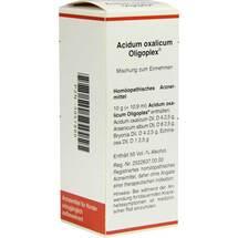 Produktbild Acidum oxalicum Oligoplex Li