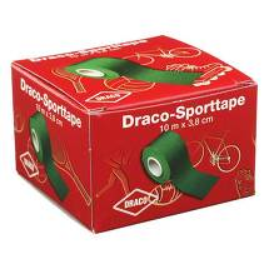 Produktbild Dracotapeverband 10mx3,8cm grün