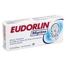 Produktbild Eudorlin Migräne Filmtabletten